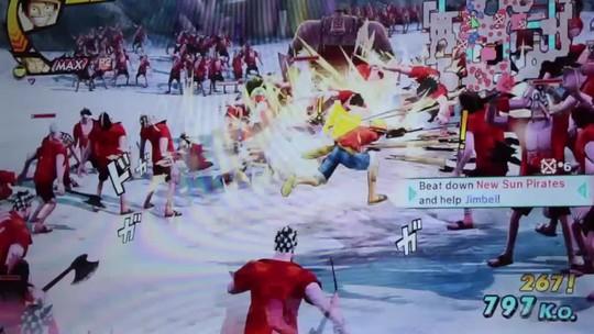 One Piece: Pirate Warriors 3 inova pouco, mas compensa na diversão