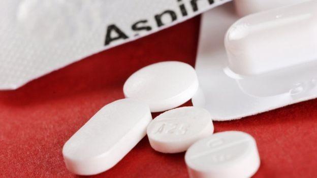 A pesquisa mostra que tomar aspirina diariamente aumenta o risco de hemorragia em pessoas saudáveis (Foto: GETTY IMAGES via BBC)