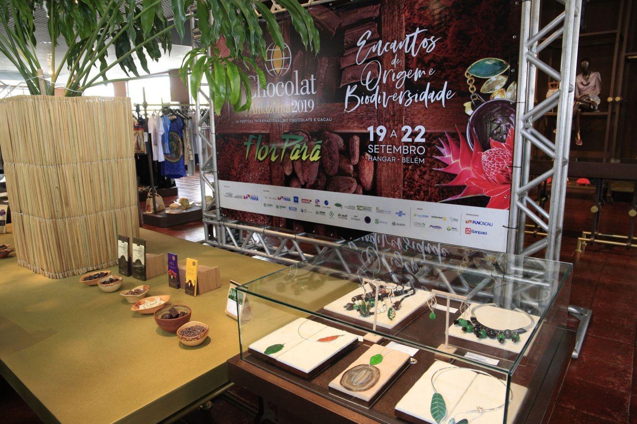 Belém recebe o 6º Festival Internacional do Chocolate e o Flor Pará - Notícias - Plantão Diário
