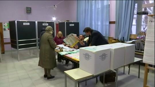 Itália aguarda apuração de votos para eleição de novo governo