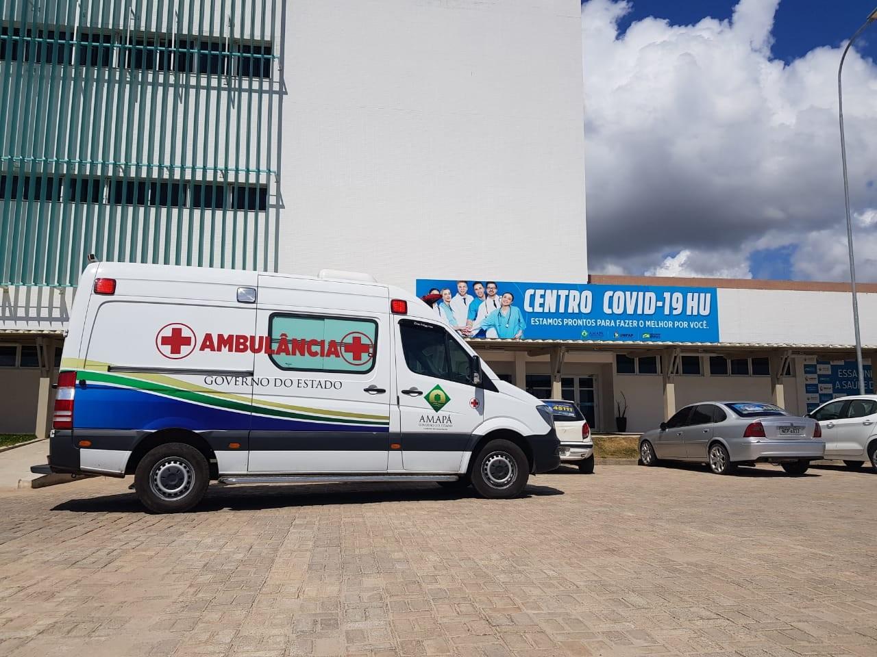 Covid-19: Amapá contabiliza mais 3 mortes e 302 casos; são 826 óbitos e 61 mil infectados