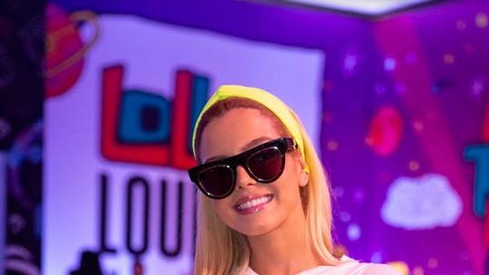 Lollapalooza: Giovanna Lancellotti relembra cabelo ruivo e comenta show que mais quer conferir no festival