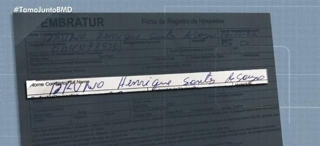 Traficante preso em hotel na Bahia é transferido para o Rio de Janeiro; homem usava documento falso com nome de jogador