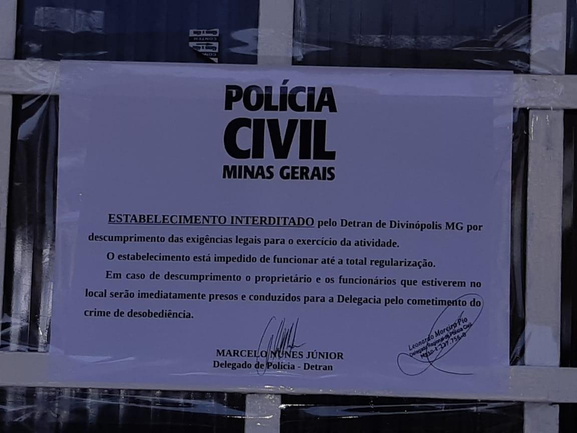 Polícia Civil fiscaliza estabelecimentos do ramo de peças automotivas no Centro-Oeste MG - Notícias - Plantão Diário