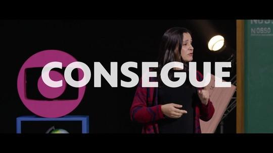 Fernanda Pedrosa relembra episódio de inclusão de aluno durante aula