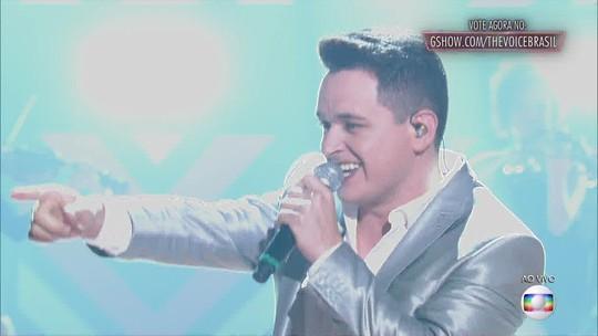 Com preferência do público e de Teló, Léo Pain está na final do 'The Voice Brasil'