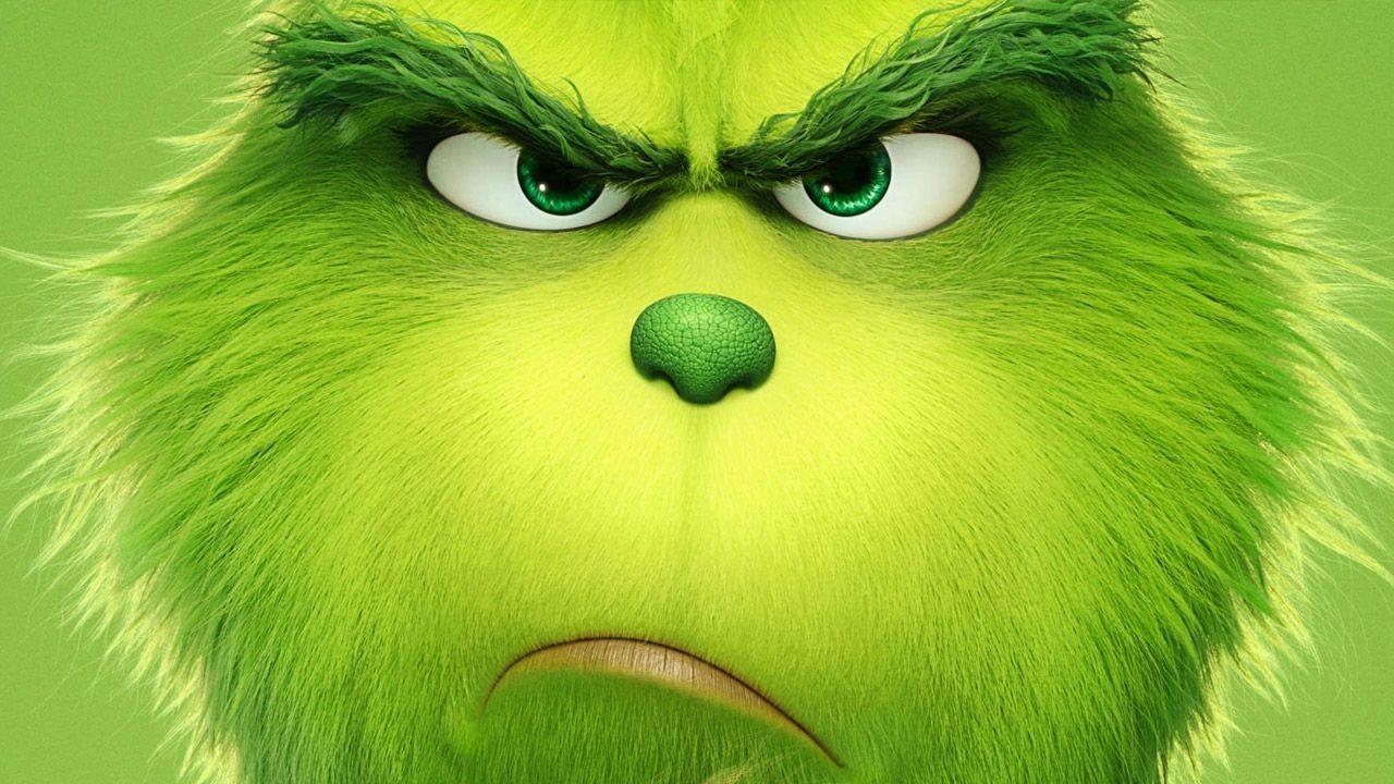 'O Grinch' chega aos cinemas em versão animada (Foto: Divulgação)