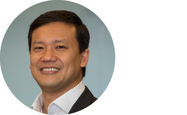 Rodrigo Shimizu, diretor de marketing corporativo da Oi (Foto: Getty images)