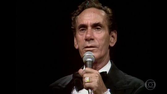 Nelson Gonçalves cantava MPB, mas viveu como um rock star