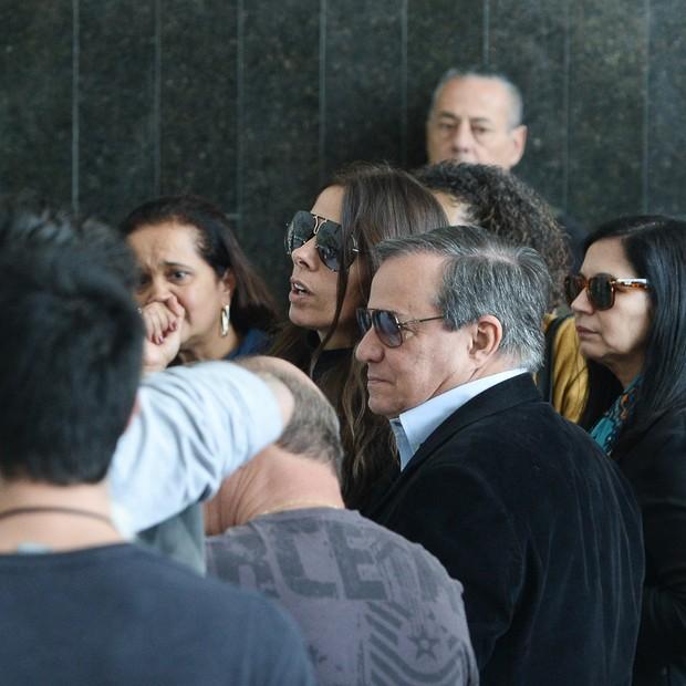 Adriane Galisteu e Ronnie Von  (Foto: Francisco Cepeda/AgNews)