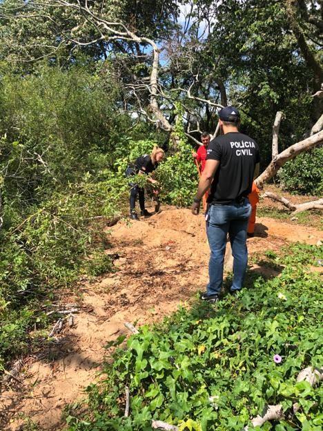 Polícia suspeita que corpo encontrado em Guaíba seja de motorista de aplicativo desaparecido