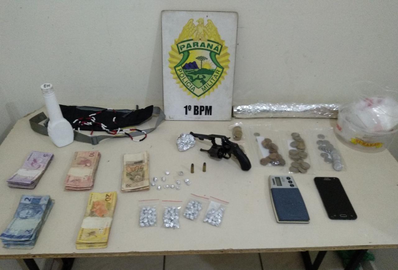 Em menos de 12 horas, 11 pessoas são presas por tráfico de drogas em Ponta Grossa