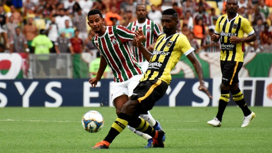Foto: (MAILSON SANTANA/FLUMINENSE FC)
