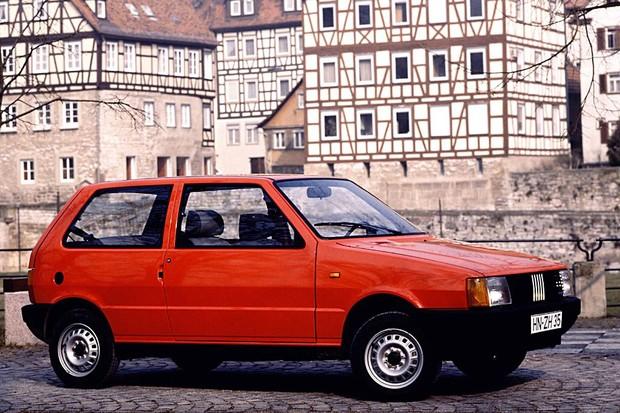Fiat Uno 1983 (Foto: Italdedign)
