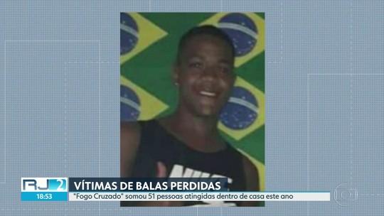 Jovem morre vítima de bala perdida em Guadalupe