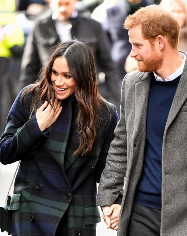 Príncipe Harry e Meghan Markle (Foto: Getty)