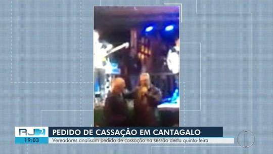 Câmara de Cantagalo protocola pedido de cassação ao prefeito Joaquim Augusto de Paula