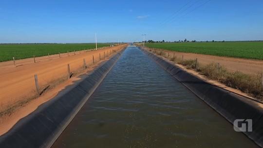 Fazendeiro é indiciado por retirar água de forma irregular do Rio Araguaia