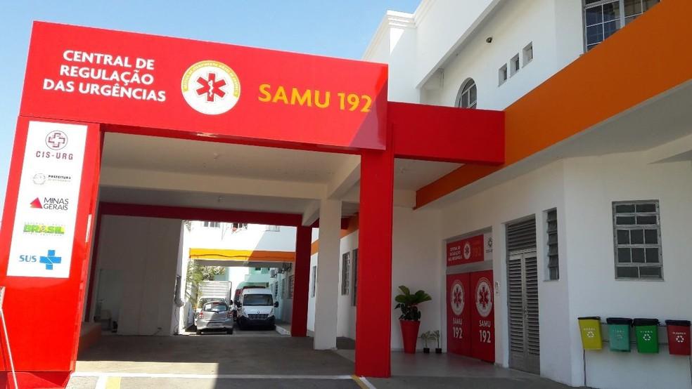 -  O Samu está com inscrições para Processo Seletivo Simplificado  Foto: Cis-urg/Divulgação