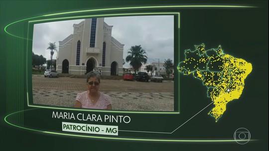 Patrocínio, Guapiaçu, Restinga Seca, Laguna Carapã, José de Freitas, Anajatuba e Rio Azul