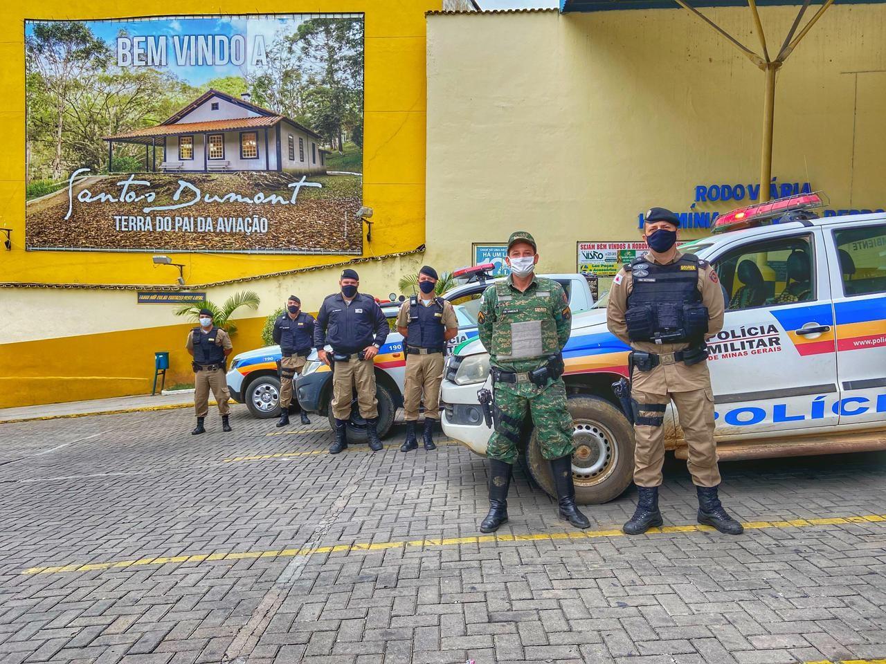 Polícia Militar inicia a Operação 'Campo Seguro' no Campo das Vertentes