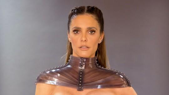 Dudu Bertholini revela detalhes do look de Fernanda Lima: 'Os ajustes finais foram feitos no corpo'