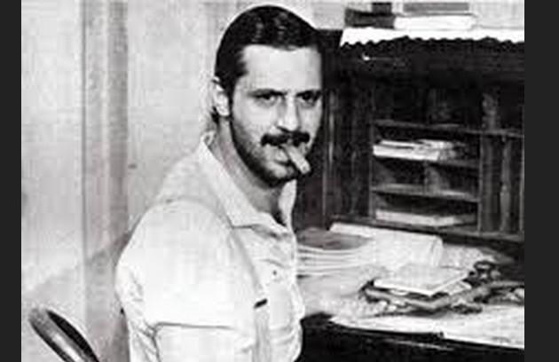 Antonio Fagundes em cena de 'Nina', novela de Walter Durst, de 1977 (Foto: Reprodução)