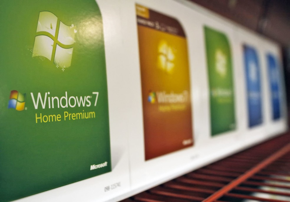 What happens when Windows 7 is no longer supported by Microsoft? - Photo: Reuters
