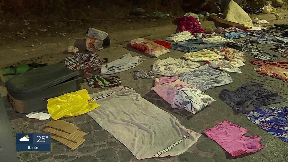 Polícia prende suspeito de esquartejar a mãe e deixar corpo dentro de uma mala em BH – G1