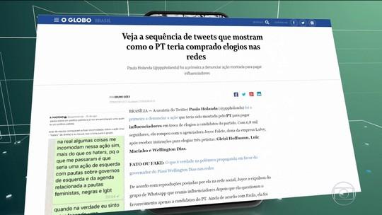 MPs de Minas e Piauí investigam se políticos do PT pagaram por propaganda ilegal em redes sociais