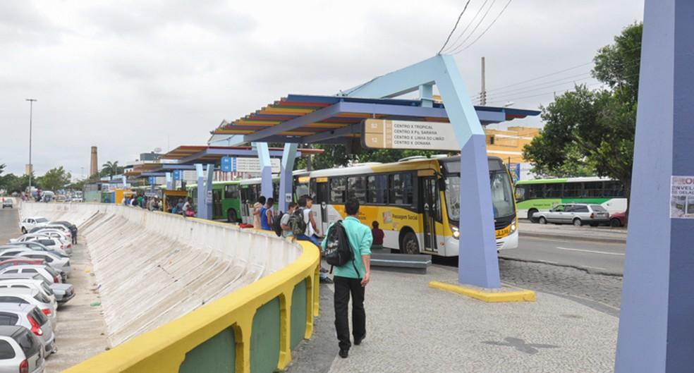 Linhas de ônibus inoperantes serão assumidas por outro consórcio em Campos, no RJ (Foto: Divulgação/Prefeitura de Campos)