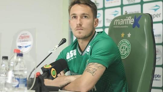 Foto: (Letícia Martins / Guarani FC)