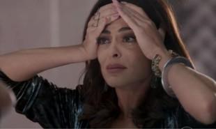 Na segunda-feira (14), Carolina (Juliana Paes) é desmascarada na frente de todos por conta da armação contra Eliza (Marina Ruy Barbosa) | TV Globo