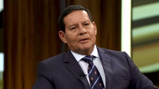 'Sempre houve homossexualidade no Exército, mas dentro da disciplina e hierarquia', diz Mourão em entrevista a Bial