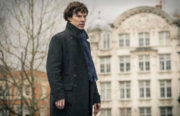 'Sherlock': 'Além da qualidade de interpretação, acho a mais criativa tecnicamente. Ela apresenta uma linguagem muito moderna para a gente acompanhar a mente de um homem genial no raciocionio da resolução dos crimes' (Foto: Divulgação)