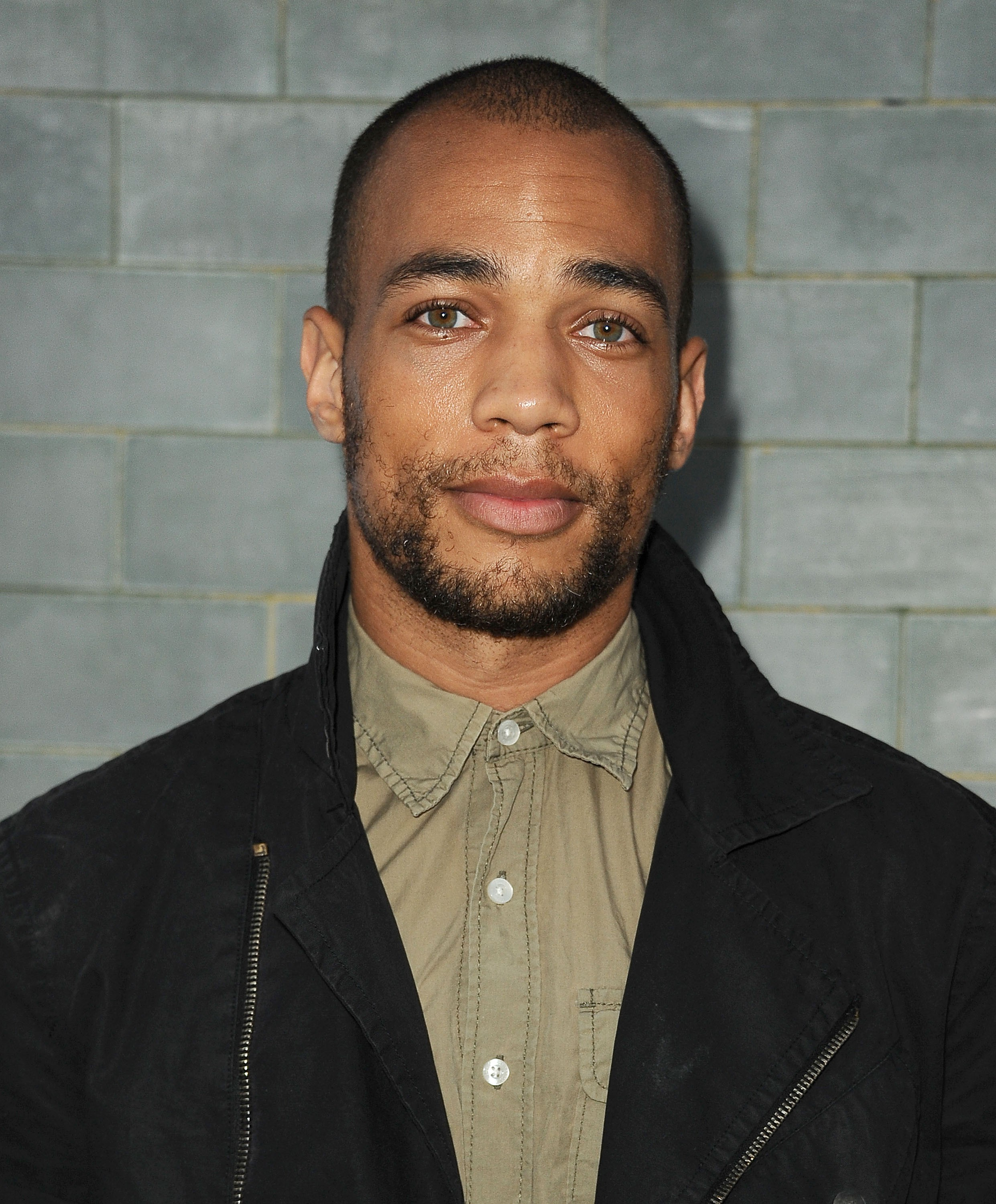 O ator Kendrick Sampson (Foto: Getty Images)