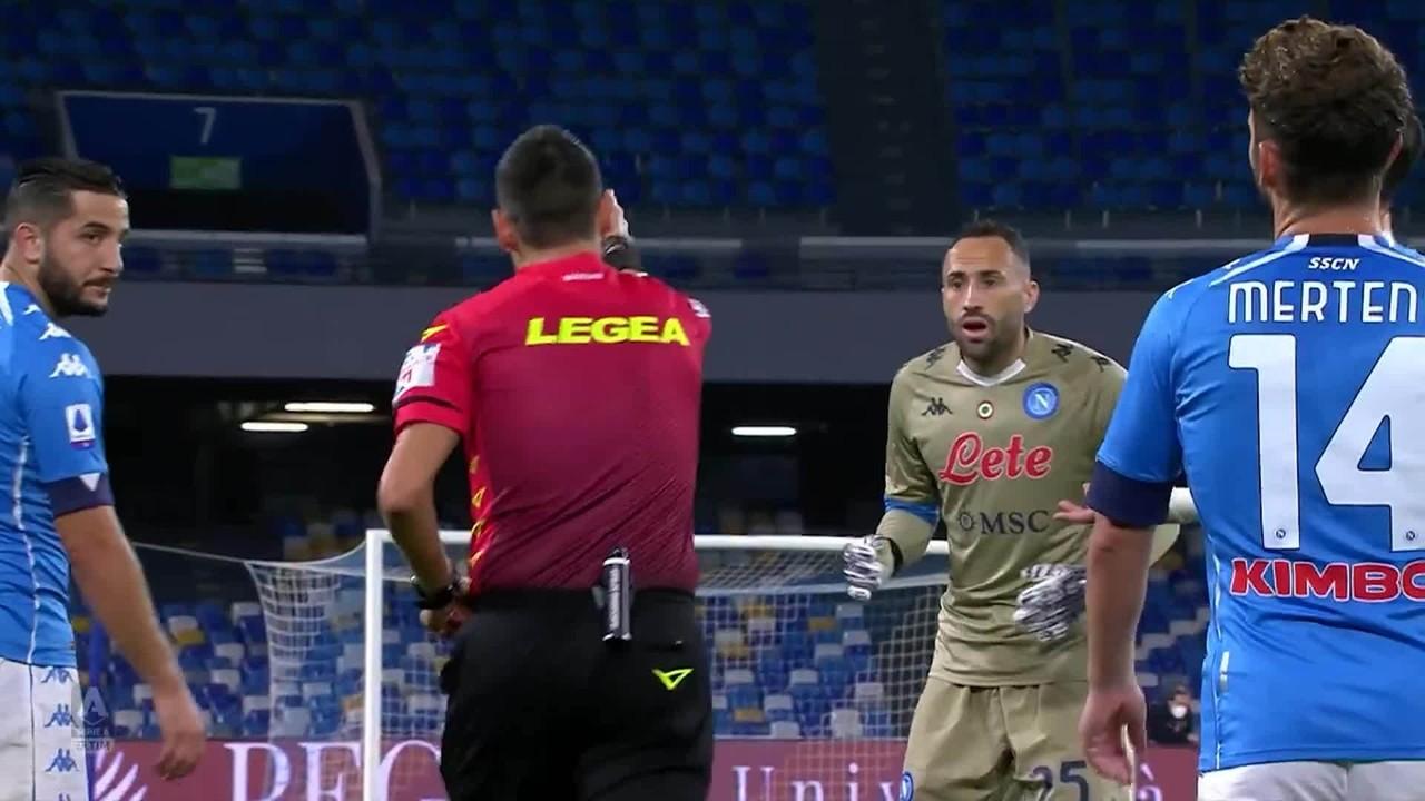 Zebra na vice-liderança: Napoli 0 x 2 Sassuolo