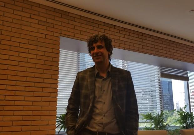 Fernando Fernandez, presidente da Unilever Brasil (Foto: Elisa Campos/Época NEGÓCIOS)