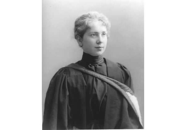 Harriet Brooks, física canadense (Foto: Wikimedia Commons)