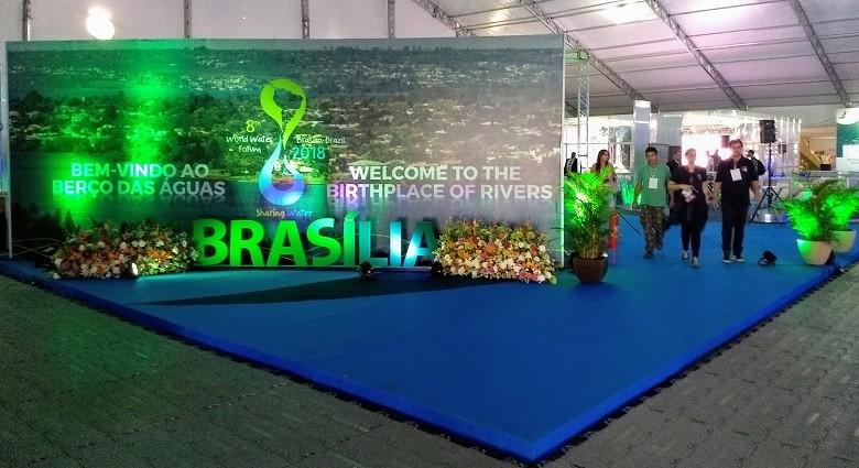 forum agua (Foto: Divulgação)