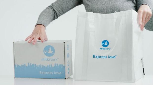 A caixa pode ser enviada por FedEx ou levada na mão até o bebê (Foto: Reprodução)