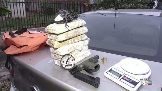 Denarc prende 20 pessoas em operação contra o tráfico de drogas em cidades do norte do Paraná