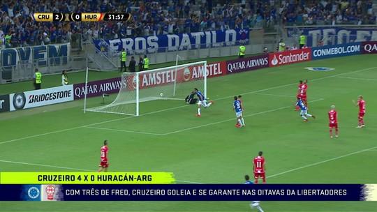 Grafite elege Fred como melhor atacante do futebol brasileiro no momento