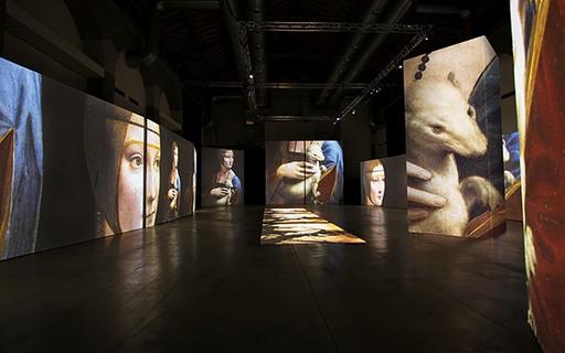 MIS Experience será inaugurado com exposição sobre Leonardo da Vinci em SP