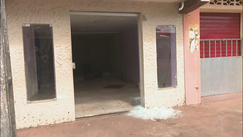 -  Pastor evangélico foi morto a tiros na quarta-feira  13  em frente à hotel em Santana  Foto: Reprodução/Rede Amazônica