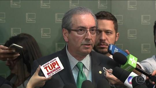 Sérgio Moro condena Eduardo Cunha a 15 anos e quatro meses de prisão