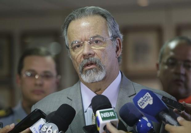 O ministro da Segurança Pública, Raul Jungmann (Foto: Valter Campanato/Agência Brasil)