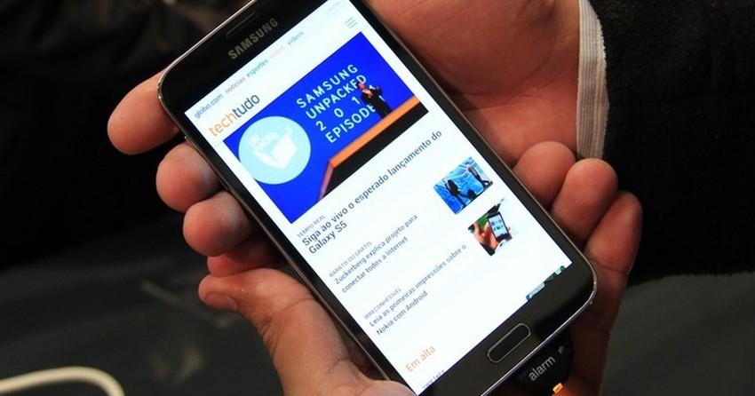 Vendas do Galaxy S5 começam neste sábado; veja tudo sobre o top da Samsung