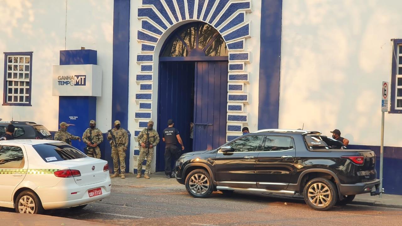 Polícia pede prorrogação de inquérito que apura fraudes no Ganha Tempo em MT e unidades devem continuar sob intervenção