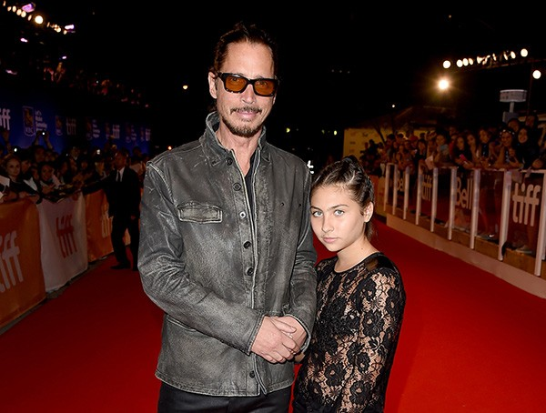 Chris Cornell e Toni Cornell (Foto: Getty Images)
